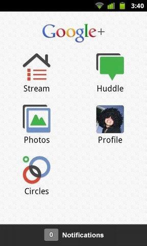 Google+ Android客户端最新1.0.2版