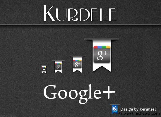 Google Plus Ribbon