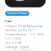 Google+登录苹果App Store