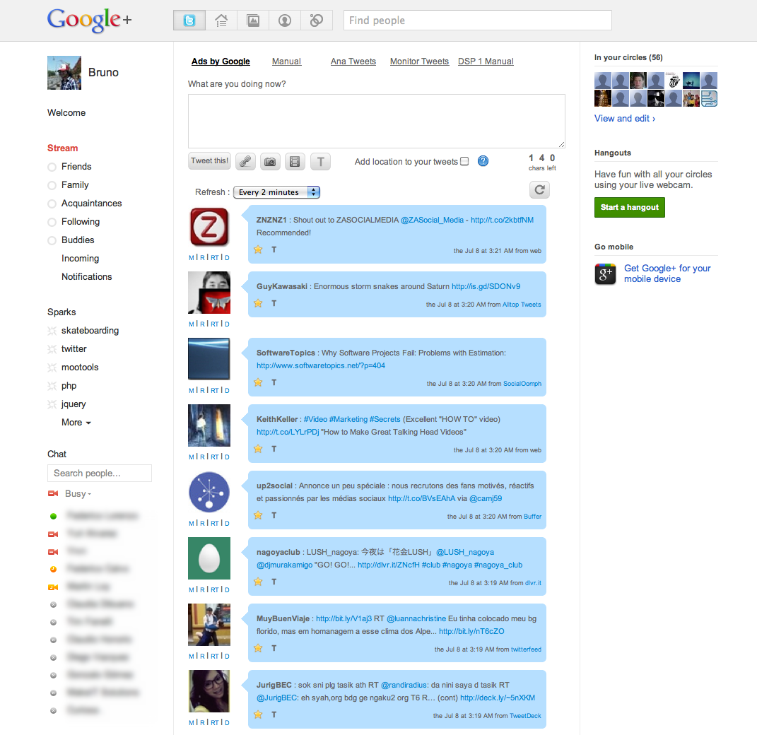 GooglePlus-Twitter